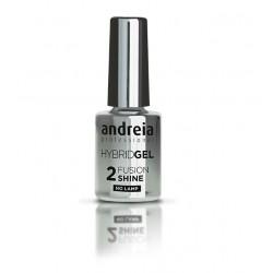 Verniz Hybrid Gel Fusion Shine - Andreia