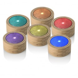Difusor de Aromaterapia Bamboo - Promed