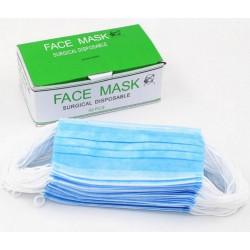 Máscara com Elástico Descartáveis
