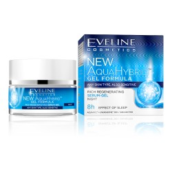 Creme New AquaHybrid Gel Night Sérum