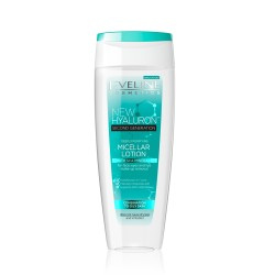 New Hyaluron Micellar Lotion