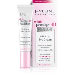 Creme de Olhos White Prestige 4D