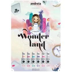 Verniz Gel Wonderland - Andreia