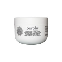 Creme Redutor Quente de Canela - Purple