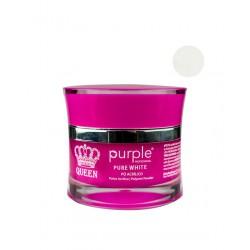 Acrílico Milky White 30gr -  Purple