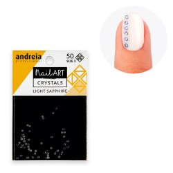 Crystals Light Sapphire 3 - Andreia